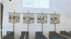The Making of the 1016AD Millennium Banners
