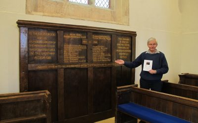 War Records – The stories behind our WW1 war memorial, by Roger Mance