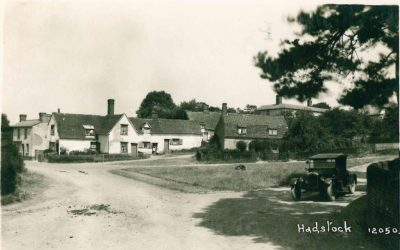The Green, late 1920s