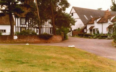The Green, Hadstock Hall, 1970s