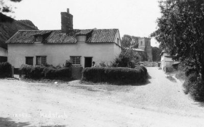 The Green, Hall Farm Cottages, 1930s