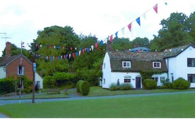The Green, Roundhill Cottage