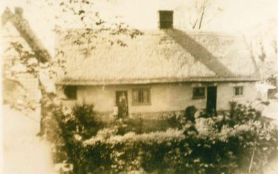 Walden Road, Lilac Cottage now Pippin Cottage, 1930s
