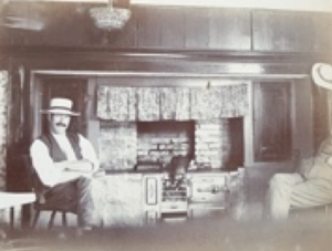 George Swann, Landlord of the Queen's Head, 1900s