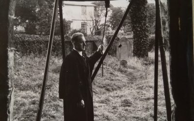 Six new bells were hung in 1970