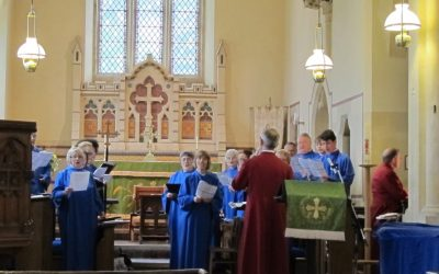 Choral Evensong for St Botolph's Day, 19th June, 2016